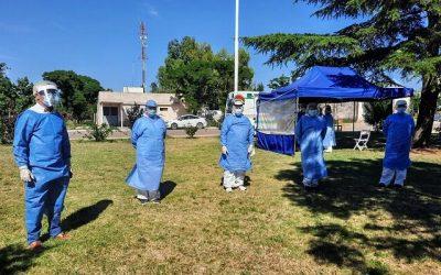 Las autoridades de Metileo reiteraron el pedido de responsabilidad social