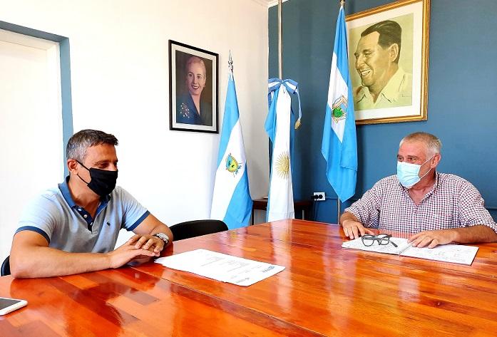Julio González destacó el presente de Metileo
