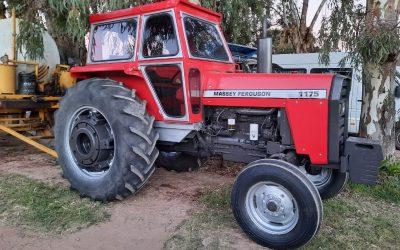 El Municipio adquirió tractor para sumar a las tareas viales